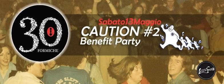 Benefit Party -> Baobab Experience