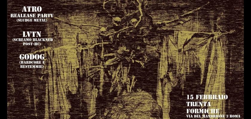ATRO release + LVTN + GODOG