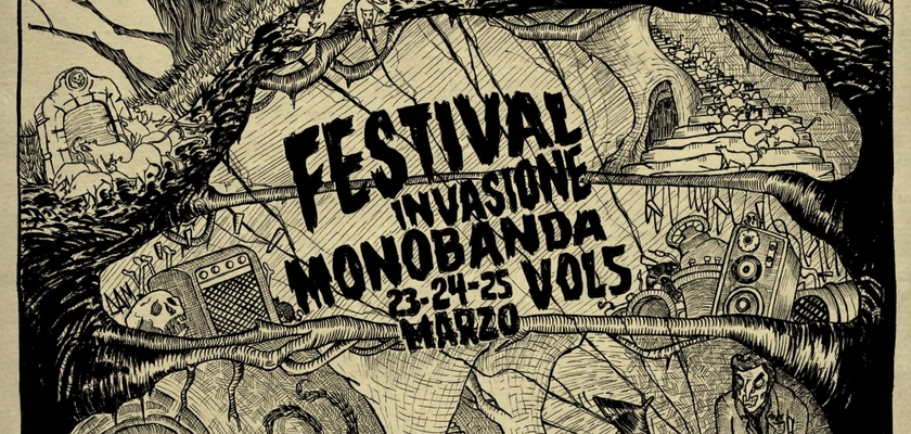Festival Invasione Monobanda vol 5