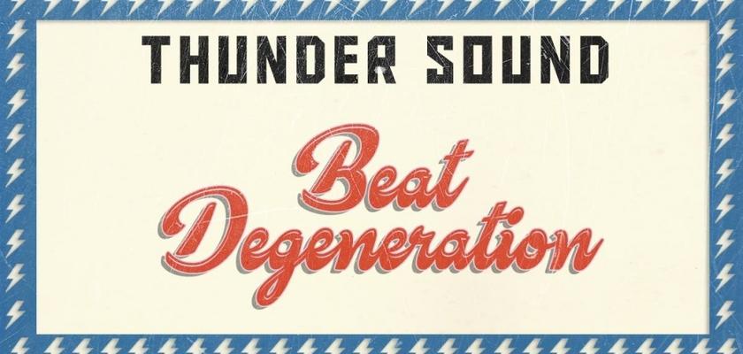 Thunder Sound feat. BEAT DEGENERATION