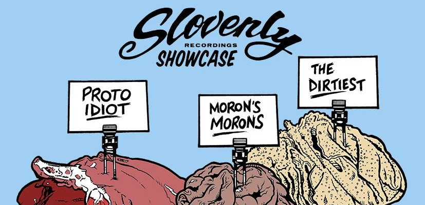 Slovenly Records Showcase