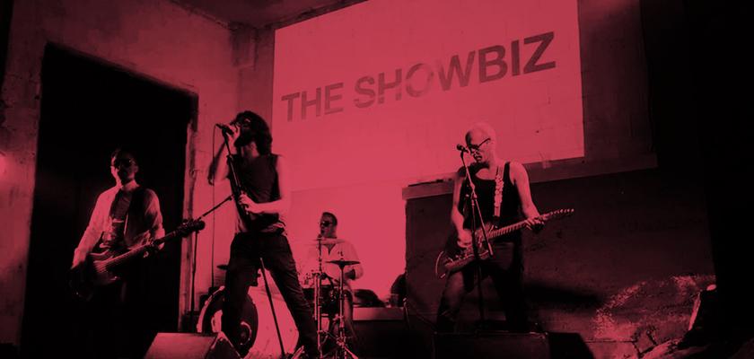 Barmudas + Showbiz