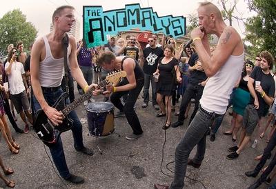 The Anomalys